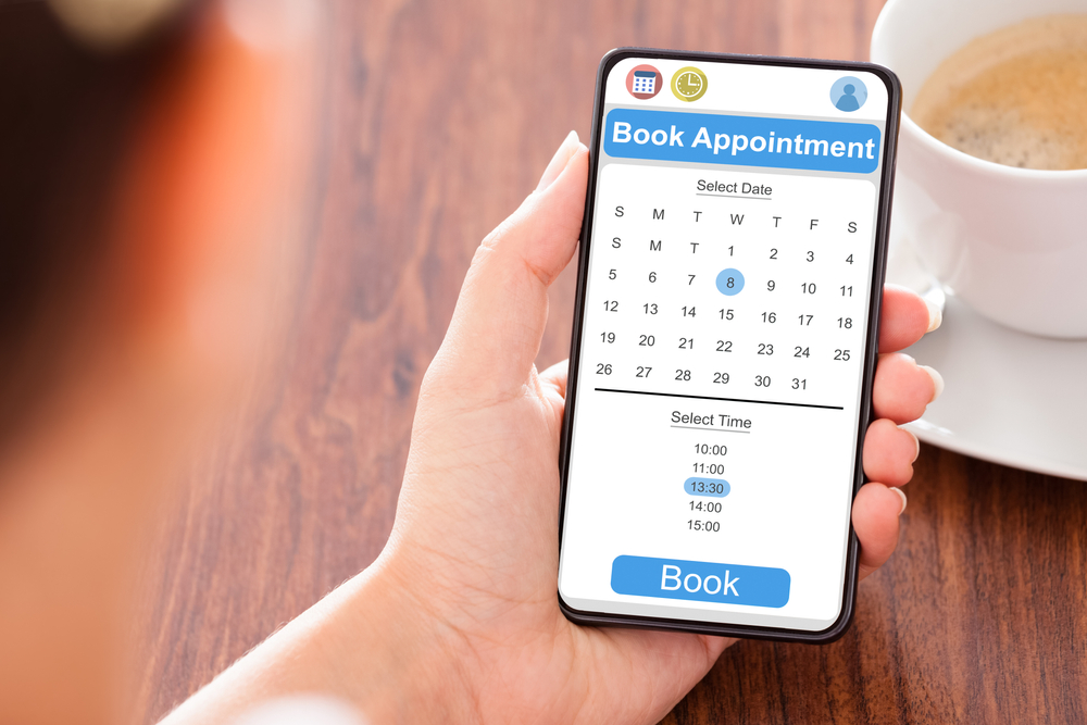 Online Booking Appointment